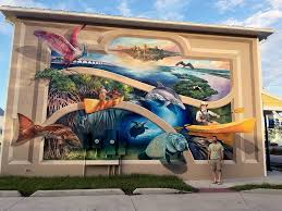 titusville fl wall mural by keithgoodson on deviantart titusville fl wall mural by keithgoodson
