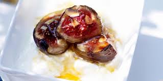 comment cuisiner des figues figues rôties au miel facile et pas cher recette sur cuisine actuelle