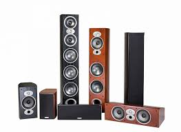 home theater systems wireless rear speakers floor standing towers polk audio