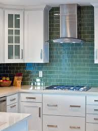 green tile kitchen backsplash excellent blue green backsplash 39 kitchen designs innovative subway