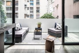 hong kong tiny apartments small hong kong flat with a 600 sq ft terrace shows how to merge
