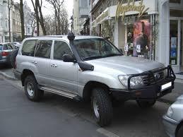 1998 toyota land cruiser information and photos momentcar