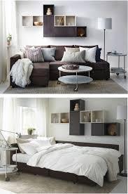 Small Corner Sofa Bed Friheten Corner Sofa Bed Has An Interchangeable Chaise Lounge That