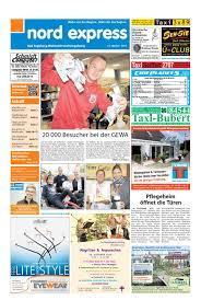 Volksbank Bad Segeberg Nord Express Segeberg By Nordexpress Online De Issuu