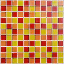 Stained Glass Backsplash by Mosaic Backsplash Tile Stained Glass Tiles 3303 Swimming Pool
