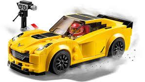 corvette lego speed champions chevrolet corvette z06 75870 varle lt