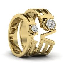 love bands rings images Buy the platonic love bands in 18k yellow gold with ij si diamonds jpg