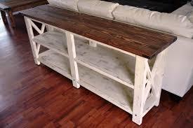 ana white console table ana white console table diy plans jburgh homesjburgh homes