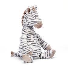 buy fluffles zebra online at jellycat com