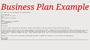 sample small business plan efficiencyexperts us