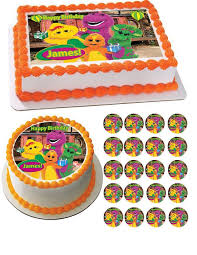 25 barney birthday cake ideas barney cake