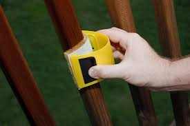 Restaining Banister Mr Longarm Staining Spindles And Railings Woodmates Contour