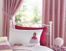 butterflies once upon a time 72 inch drop girls curtains with