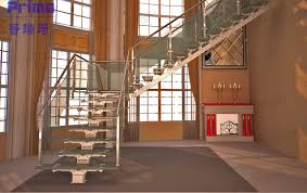 stylish prefabricated metal outdoor stairs stair treads wood