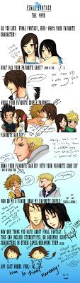 Final Fantasy Memes - final fantasy meme by adikk on deviantart