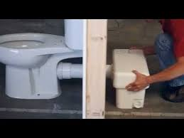 Basement Bathroom Ejector Pump Liberty Pumps Ascent Ii 1 28 Gpf Macerating Toilet System