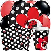 ladybug baby shower ladybug 1st birthday party supplies and decorations ezpartyzone