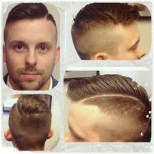 Mens Hairstyles With Line by Modern Long Hairstyles For Men