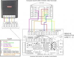 york thermostat wiring diagram readingrat net