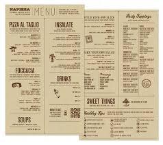 cartas de restaurantes diseños de menús design pinterest