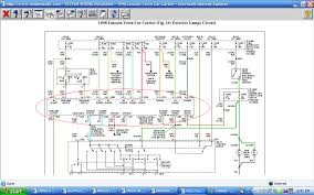 1998 lincoln town car lcm wiring diagram 1998 lincoln town car
