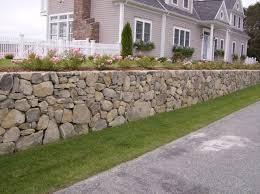 backyard retaining wall landscaping retaining wall landscaping