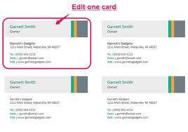 How To Create Business Cards In Word How To Make Business Cards In Microsoft Word Techwalla Com