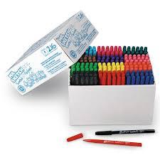 mr sketch scented stix marker pack