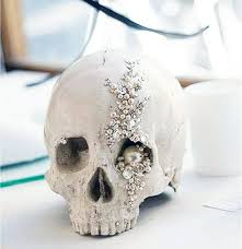 skull decor top 16 skull centerpieces cheap easy decor for party