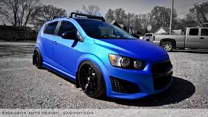 chevy sonic custom chevy sonic ead1