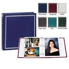 photo album for 5x7 prints pioneer tr100 navy blue deluxe 3 ring album 5x7 prints tr100 navy blue