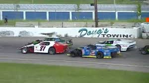Racing Green Flag Green Flag Racing At Big Country Speedway Youtube