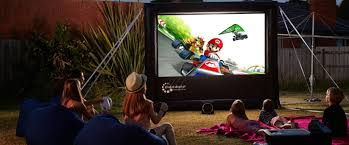 Backyard Projector Backyard Cinema Hire Vip Event 5 100 Guests