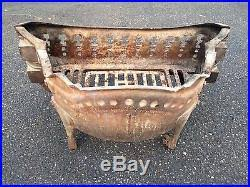 Fireplace Grate Cast Iron by Form Basket Shaped Cast Iron Victorian Fireplace Grate