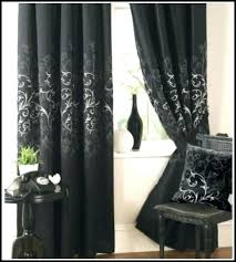 Teal Damask Curtains Black Window Curtains Teal And Black Curtains Best Teal Curtains