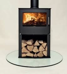 Pedestal Wood Burning Stoves Westfire Wood Burning Stoves