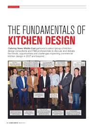 commercial kitchen design consultants catering news me february 2017 by bnc publishing issuu