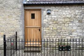 Solid Timber Front Door by Wooden Doors