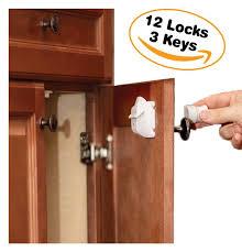 Magnetic Locks For Cabinets Best 25 Child Safety Locks Ideas On Pinterest Drawer Test Door