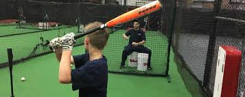 Basement Batting Cage by Baseball U0026 Softball Instruction Indoor Batting Cages Pro Shop