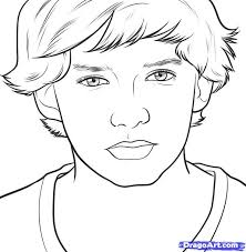 simpson coloring pages cody simpson coloring page google search drawings artwork