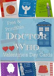 dr who valentines day cards free printable doctor who s day cards meet