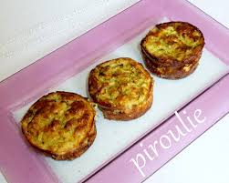 cuisiner des courgettes light recette dukan 7 petits flans de courgettes pâtisseries et