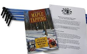 maple syrup equipment spiles
