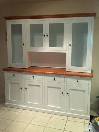 furniture white buffet hutch with 4 drawers and 8 doors for home