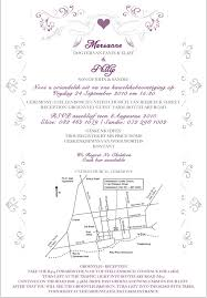 wedding programs wording exles wedding invitations best exle of wedding invitation wording