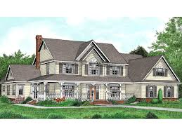 two story house plans with wrap around porch dardenne ridge country home plan 067d 0022 house plans and more