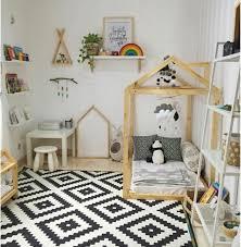 tapis pour chambre bébé etagere pour chambre enfant etagere maison pour deco dedans