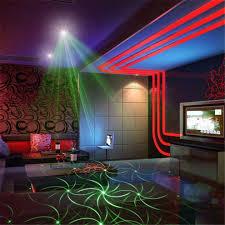 mini laser stage light dj home lights for sale green