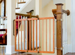 Baby Gate For Stairs With Banister Child U0026 Baby Gates Safety Gates Cardinal Gates